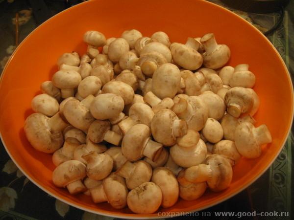 ЗАКУСОЧНЫЙ ГРИБНОЙ ТОРТ Очень вкусное грибное блюдо, которое может быть использовано, как закуска или же основное блюд... - 2