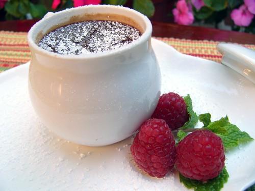 А также новый десерт: Petits Pots de Crиme Горшочки с кремом на 4 порции: 3 яичных желтка 1 яйцо 2...