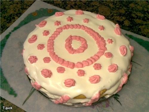 """Торт """"Чудо"""""""