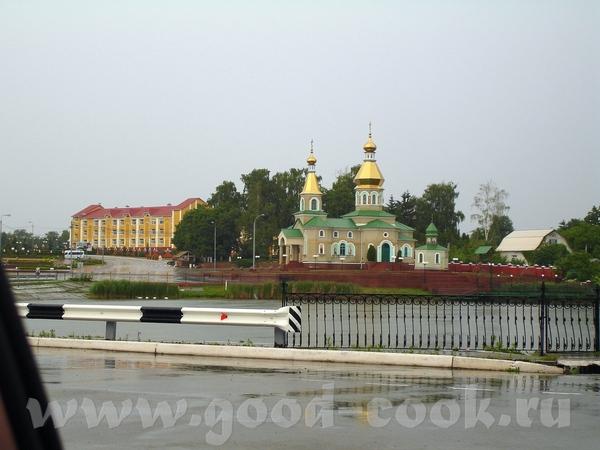 Продолжаю Очень красивое озеро в Коваливке - 6
