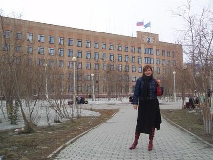 Тут я когда-то училась ) Тут располагается Администрация города (старое здание, новое потом покажу,... - 2