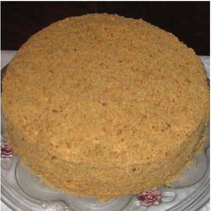 """Торт """"Медовый"""" от Irisochka"""