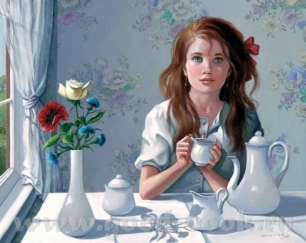 Ой как красиво, не могу налюбоваться- это самая настоящая сказка, мне очень нравится ваша картина О... - 7