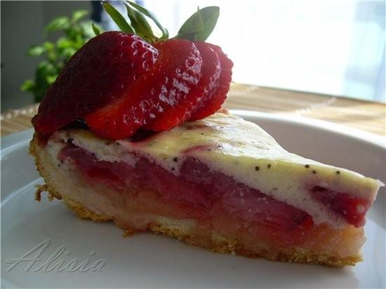 Хочу предложить ароматный летний тарт, который украсит ваш досуг в выходной день, или порадует ваши... - 2