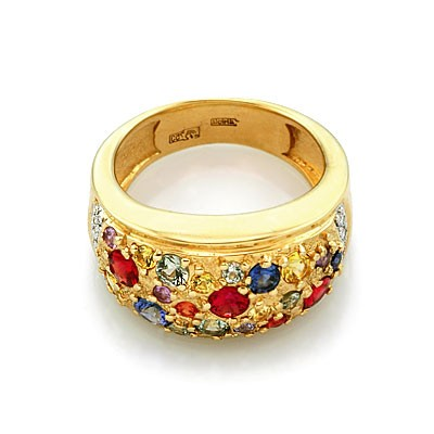 А эти кольца у нас в соседнем магазине продаются