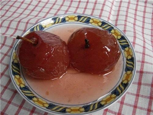 Варенье из целых яблок – коричных и райских – ещё один рецепт моей семьи - 6