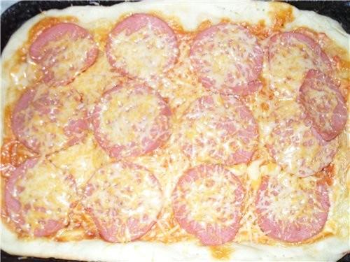Пицца Тесто делала двойную порцию - 4