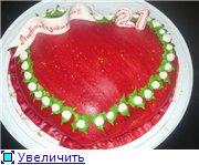 торт роза торт коляска торт красное сердце - 7