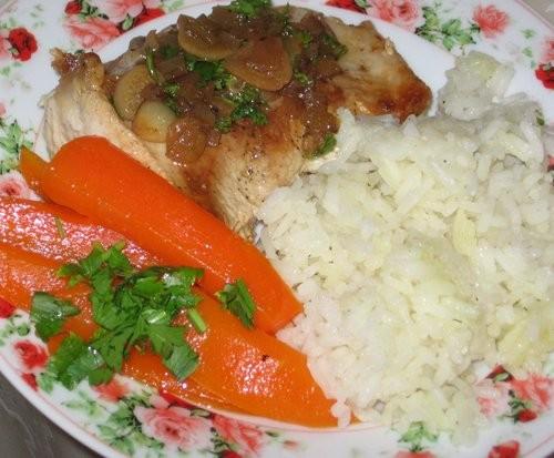 Таня, принесла фотографию мяса и огромное спасибо, понравилось абсолютно всем, особенно морковка