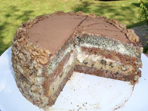 """Девчата , я к вам со своим любимым тортиком """"Чёрный принц"""" по рецепту моей горячо любимой бабушки"""