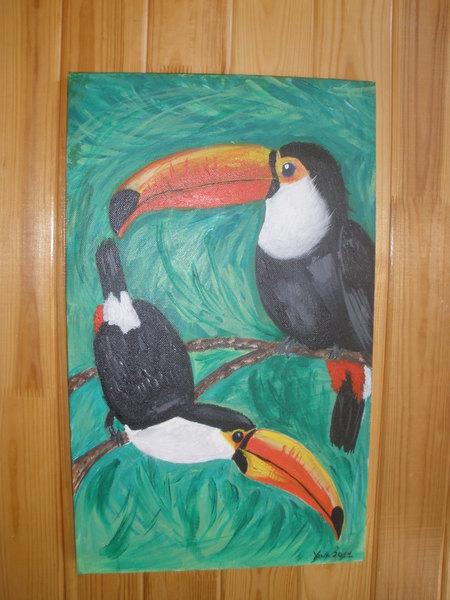La mia pittura
