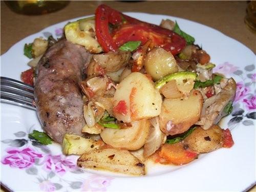 Спасибо огромное Верочке за ВКУСНЕЙШОЕ блюдо Кюфта с овощами в духовке Нам ОЧЕНЬ ПОНРАВИЛОСЬ - 2