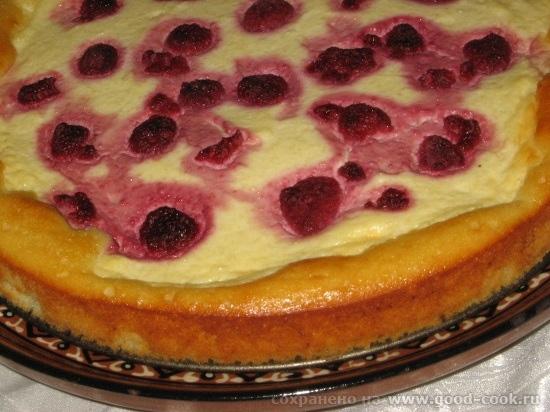 """Творожный пирог (или """"Быстрый творожный пирог-ватрушка"""" (рецепт от с ЖЖ """"Сладкий мир"""" """"Бисквитное тесто на сметане:... - 2"""