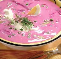 Настоясчий рецепт Литовского холодного боршча 0,5 литра кефира стакан воды или молока 2 -3 варёных...