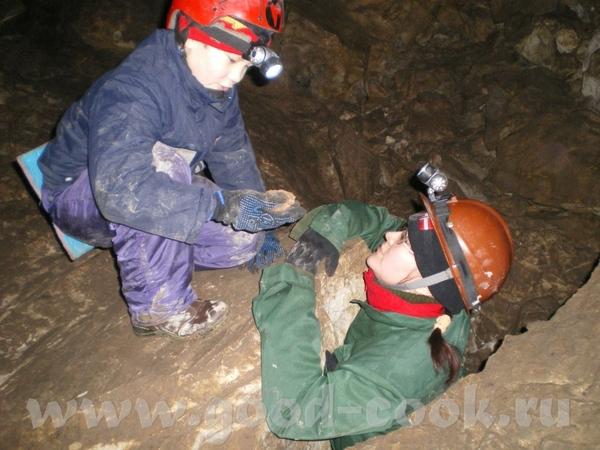 Друзья-спелеологи рассказывали про Хакасию давно, особенно про пещеры - 3