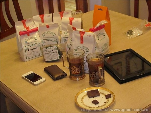 Девочки, дочь заказывала чаи разные, получается раз в пять дешевле чем у нас