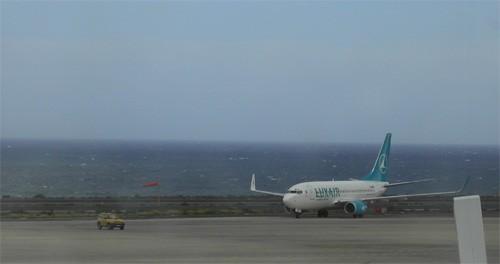 Итак, цель нашего полета - один из островов Канарского архипелага, Гран Канария