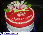 торт шкатулка торт акула-морское дно торт розовые босоножки в цветочках - 2