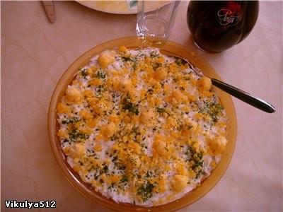 """Я тоже решилась покозать, какой у нас вчера был обед """"Картофельная запеканка с фаршем"""" - мой рецепт... - 2"""