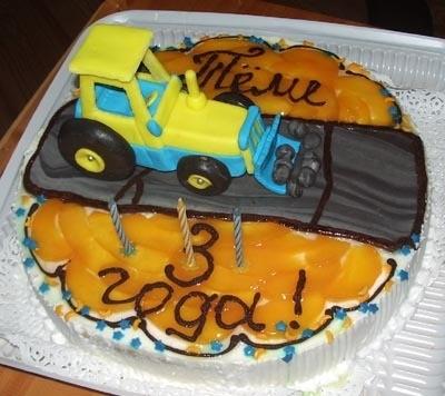 Тортик - прелесть