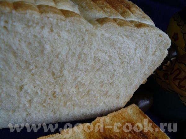 Мой первый в жизни тост-хлеб :yes3: