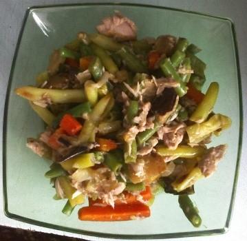 Мой салатик