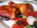 Блюда из птицы Отварная птица Жюльен с грибами и курицей (Anja) Тушеная птица Копченая курица под б... - 3