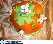 торт джип-нива торт тыква с мышами 3 - 6