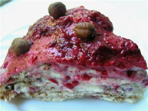 Тортик из кабачков очень аппетиный - 4