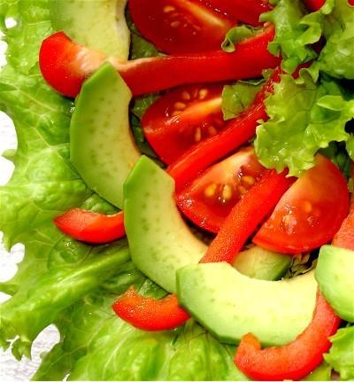 Очень мне понравился твой Салат с авокадо Легкий и очень вкусный, вот принесла тебе спасибо