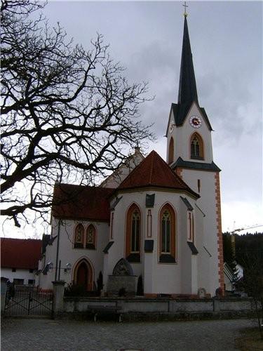 Поставлю еще пару фото баварских церквей :