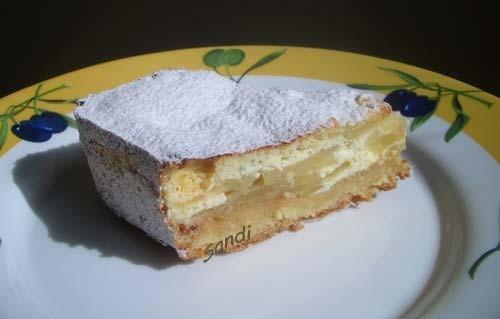 ТВОРОЖНАЯ ШАРЛОТКА ОСНОВА: 150 г муки 70 г сахара пакетик ванильного сахара щепотка соли 1 яйцо 75...