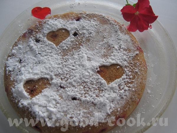 Алисонька несу пирожок Летний от тебя делала с крыжовником вышел легким вкусным и по летнему ярким...