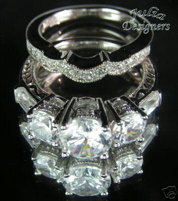 Кстати, вот прикольное недорогое дизайнерское (Julia Designers, USA) колечко из серебра 925 пробы,... - 2
