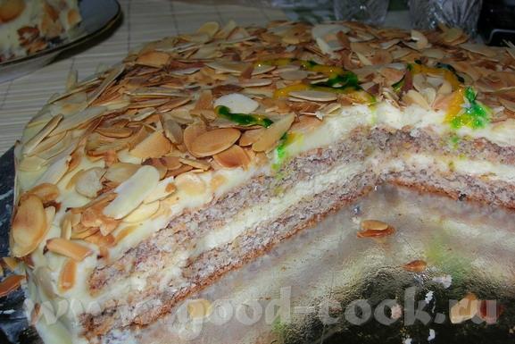 Лена, спасибо за вкуснейший торт