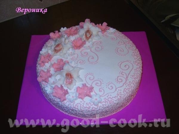 Очередной мой тортик - 2