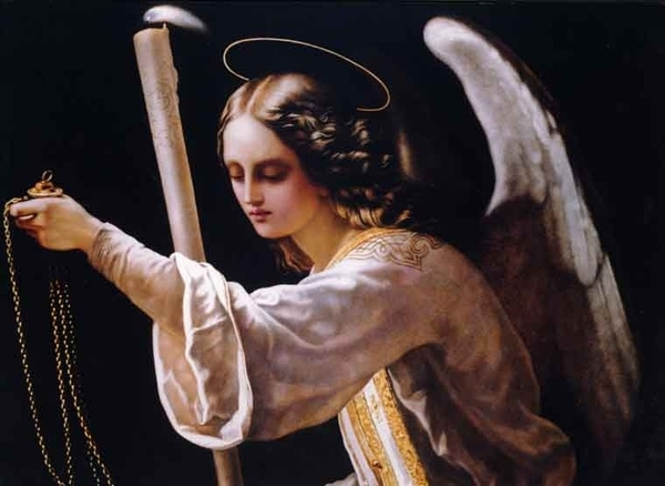 вот вам ангелы: сначала мой любимый: авторов не знаю, но я их для себя сохраняла - 3