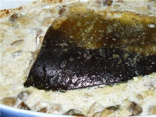 Блюда от Иннеса, Кулинарная Гостиная Иннесы: Карп в сметане Я опять убедилась, что нелюбитель карпа
