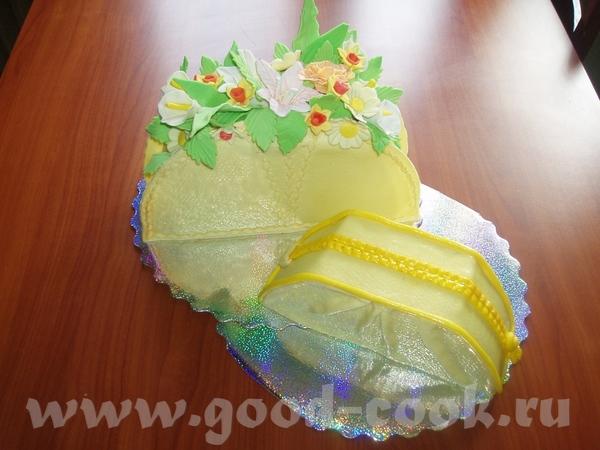 Торт изящен своей простотой - 2