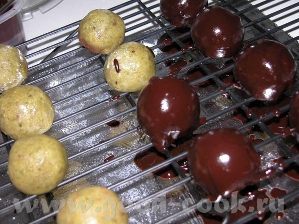 ШАРЫ МОЦАРТА Очень мне нравятся такие рецепты, когда дома создаётся что-то, что кажется только и мо...