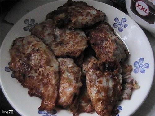 Мясо по-венгерски 500 г постной свинины 2 ст