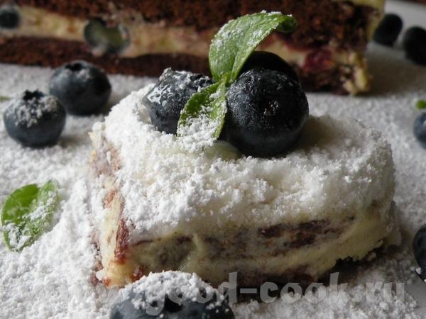 Я хочу предложить такой тортик с голубикой или как у нас называют ,,Ягода американская,, СНЕЖНОЕ СЕ... - 5
