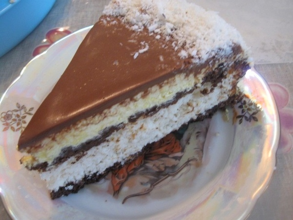 Нарезаем торт – он и на разрезе красивый - 2