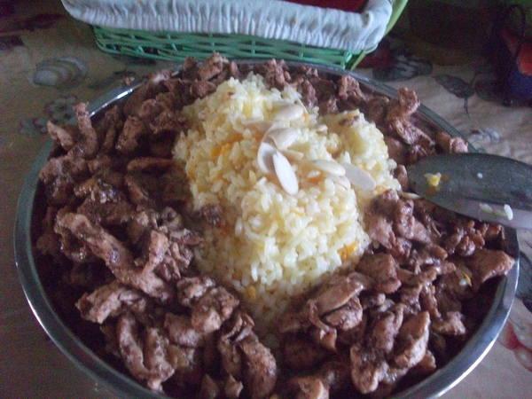 мсаххен и рис