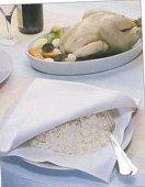 А как вам новый способ подачи риса