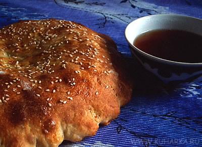 Принесла СПАСИБО за таджикские лепешки