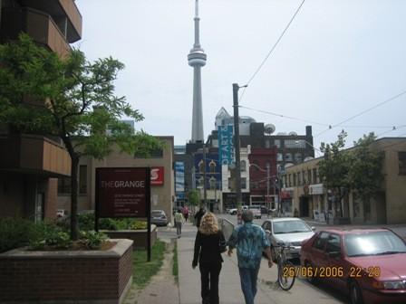 Теперь плавно переместимся в славный город - Торонто