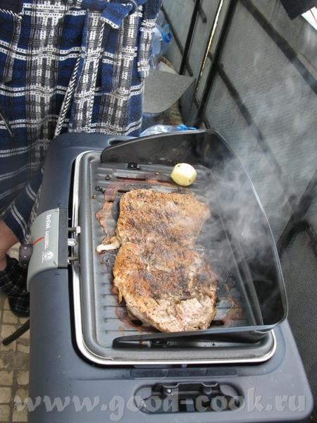 вот как научимся мясо кусно жарить