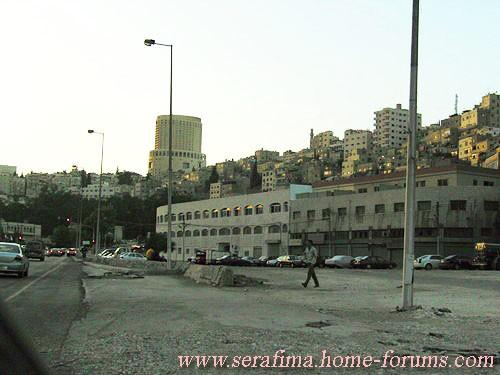 вот пару кадрикоФ из Аммана (выбирать не приходилось, шо видела по дороге, то и ШШолкала (что успев... - 4