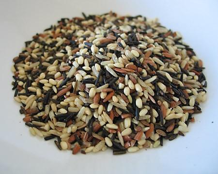 Про дикий рис В связи с предыдущим рецептом, предвижу вопросы насчет дикого риса